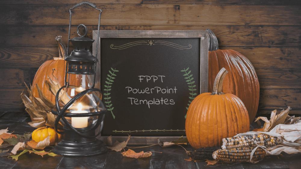 Best Halloween Clipart For PowerPoint Presentations.