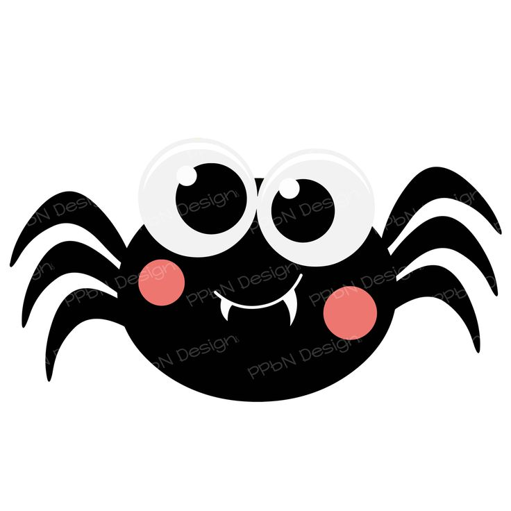 Halloween clip art design.