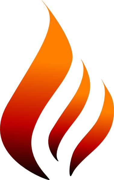 Olympic Flame Clipart.
