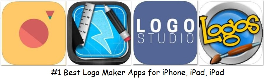 11 Best Logo Maker Apps for iPhone, iPad: Logo design app.
