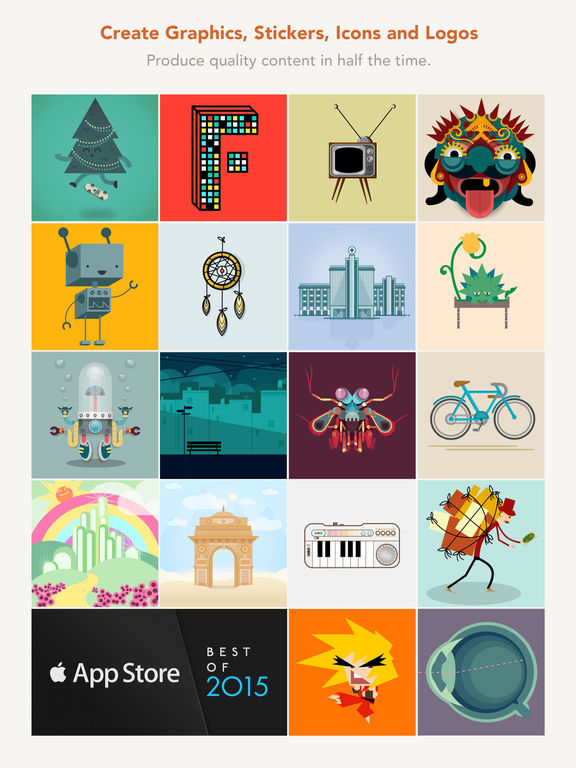 The best logo making apps for iPhone.