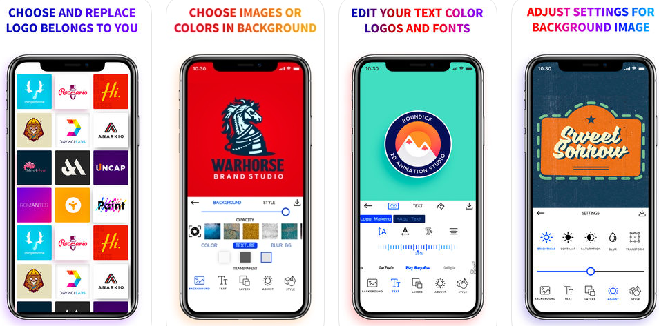 10 Best Logo Design App (Android And iOS) 2019.