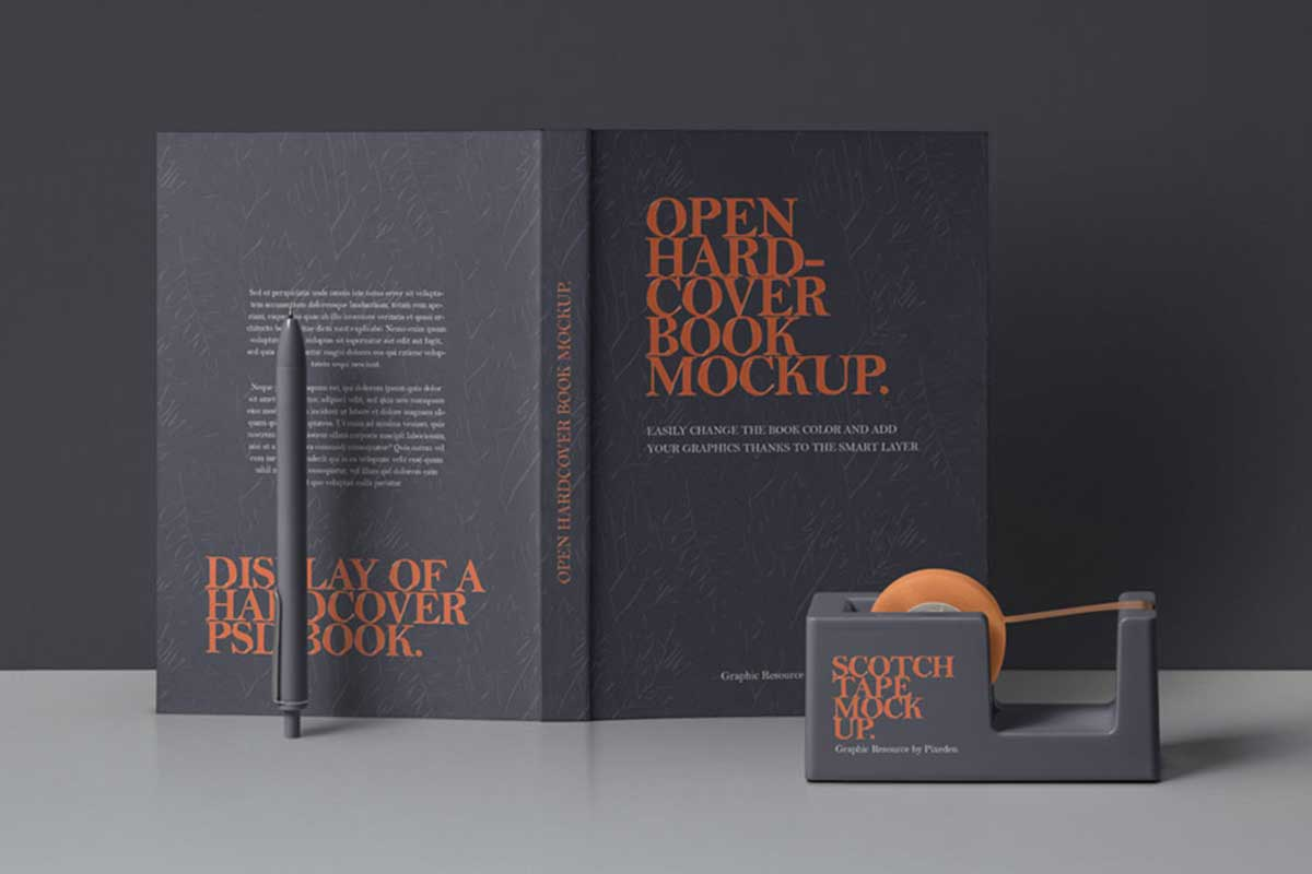 40 Best Book Cover Mockups For Effective Book Marketing.