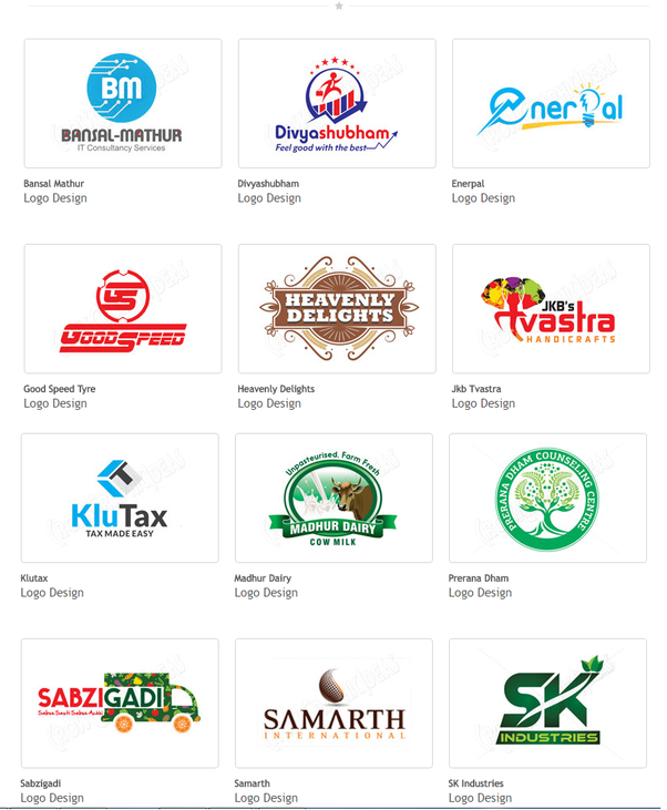 Who is the best logo designer in India?.