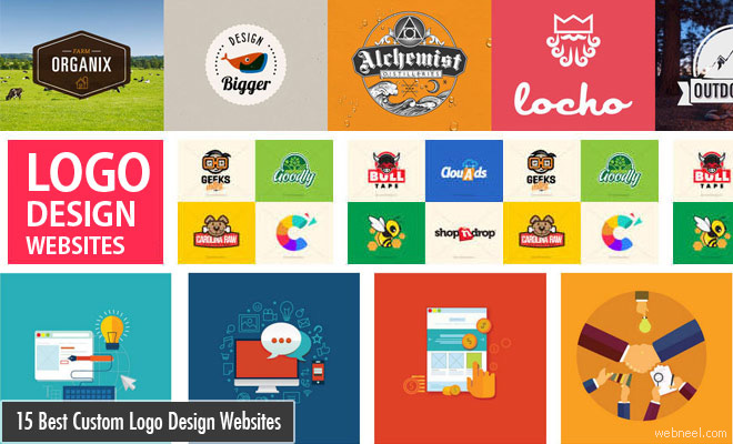 15 Best Custom Logo Design Services and Websites around the.