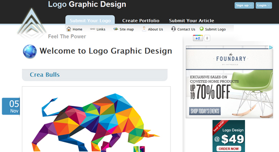 20 Fabulous Websites for Logo Design Inspiration.