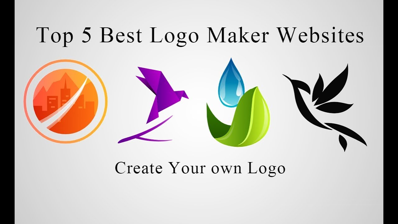 Top 5 Best logo maker websites in [Hindi\Urdu] 2017.