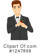 Best Man Clipart #1.