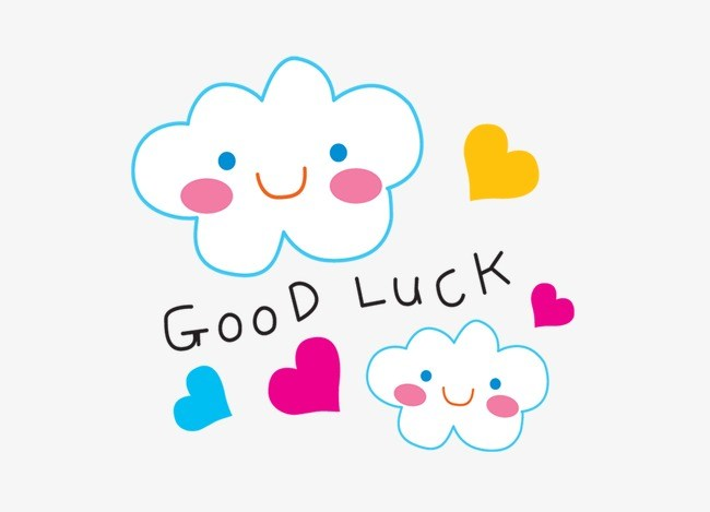 Good luck clipart 4 » Clipart Portal.