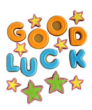 630 Good Luck free clipart.