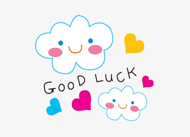 Good luck clipart 7 » Clipart Station.