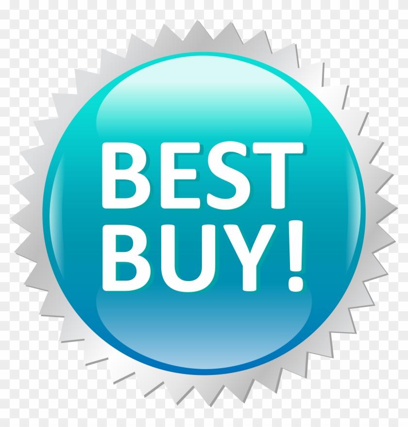 Best Buy Sale Label Png Clip Art Image.