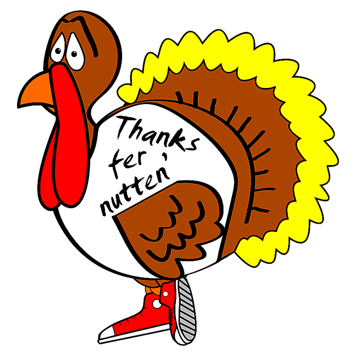 The Best Places to Download Free Thanksgiving Turkey Clip.