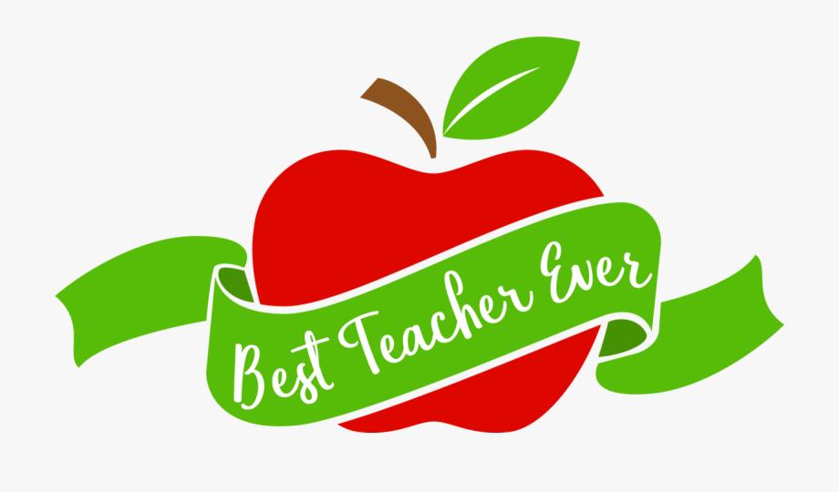 Best Teacher Ever Png #2580843.
