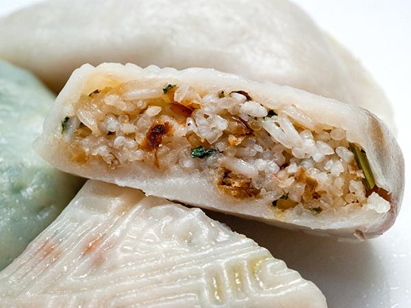 Best Teochew kueh in Singapore.