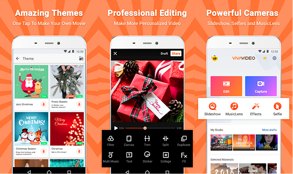10 Best Photo Video Maker Apps for Android in 2019.