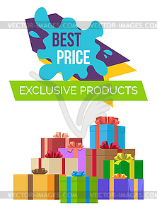 Best Price Exclusive Product Premium Quality Goods.
