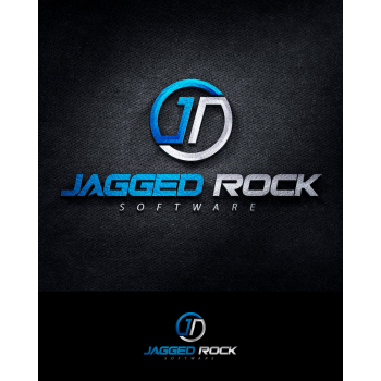 Logo Design Contests » Jagged Rock Software Logo Design.
