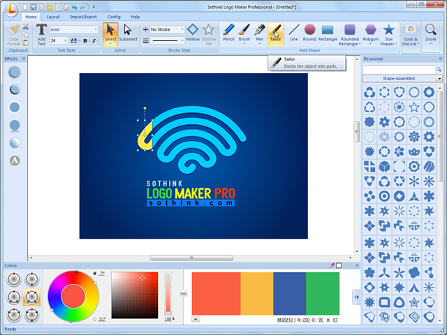 Logo Design Software.