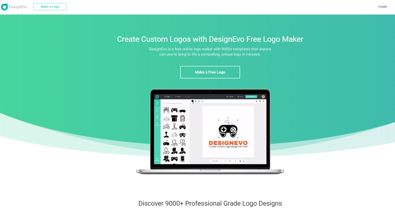 5 Best Online Tools to Create a Logo in Minutes.