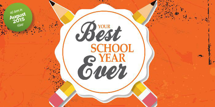 Your Best School Year Ever.