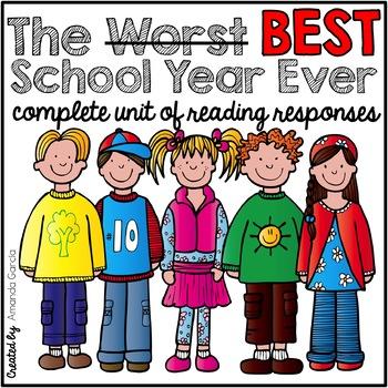 Best School Year Ever by Amanda Garcia.