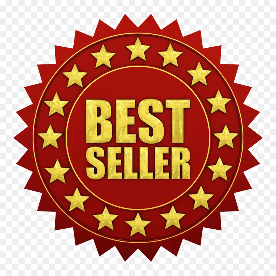 Logo Best Seller png download.