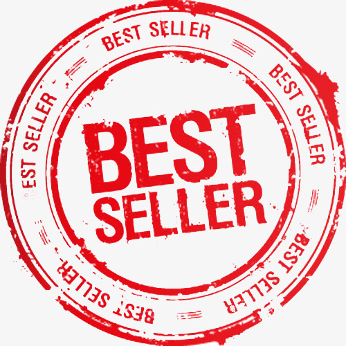 Best,seller, Best, Seller, Red PNG And P #11573.