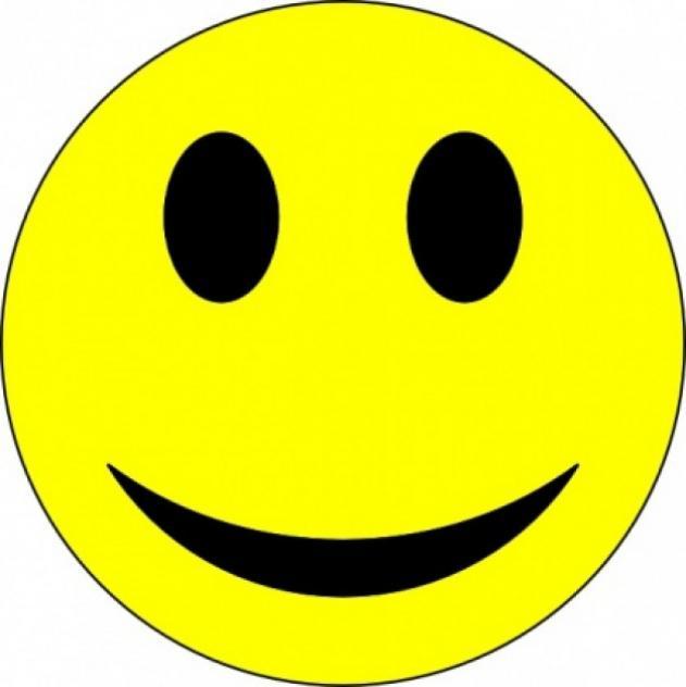 Emotion Smiley Faces Clip Art.