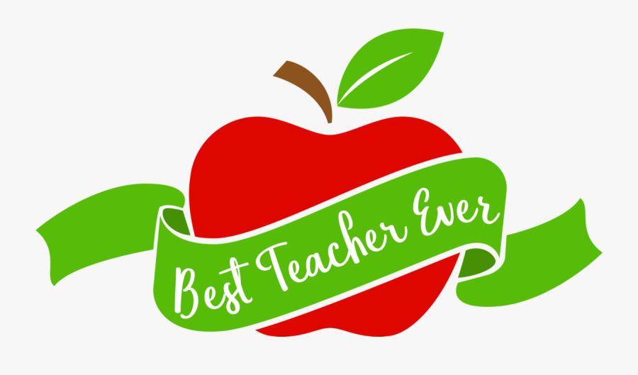 Best Teacher Ever Png Clipart , Png Download.