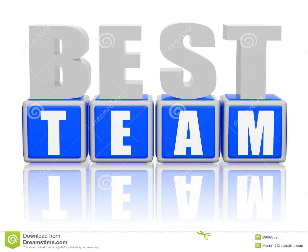 Best Team.