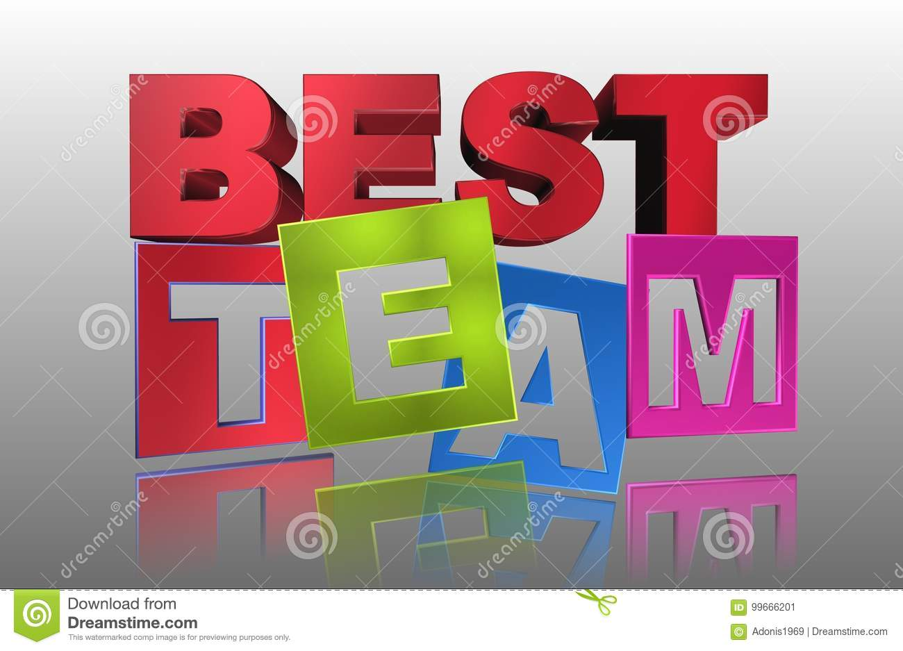 Best team sign stock image. Image of illustrated, advertisement.