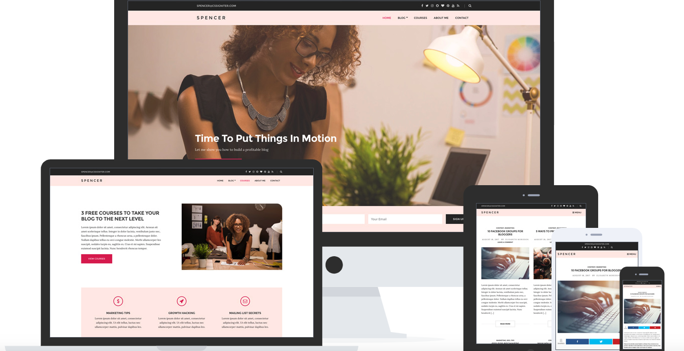 Best WordPress themes 2019: Our picks for business, blogging, podcasts.