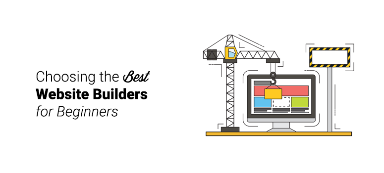 10 Best Website Builders for Beginners Compared (2019).