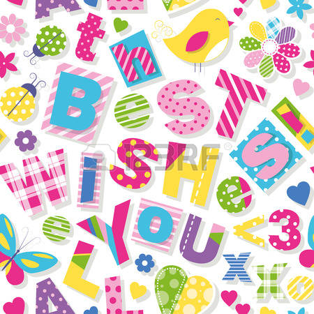 4,205 Best Wishes Stock Illustrations, Cliparts And Royalty Free.