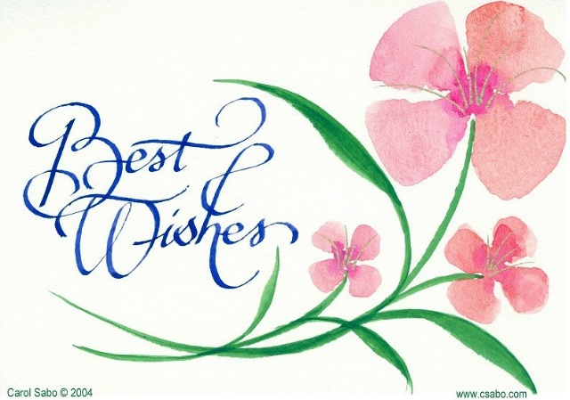 Best Wishes For Exam Clipart.