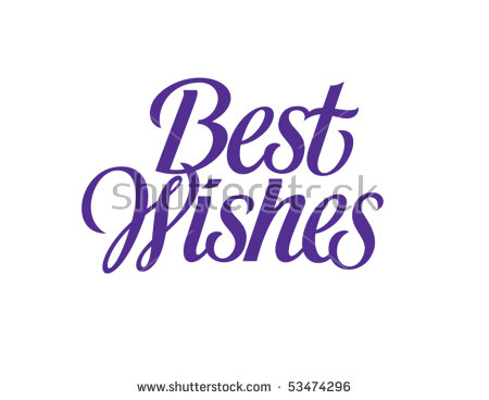 Images: Best Wishes Clipart.