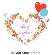 Best wishes Clipart and Stock Illustrations. 2,884 Best wishes.