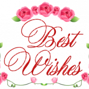 Best Wishes PNG Image.