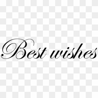 Free Best Wishes PNG Images.