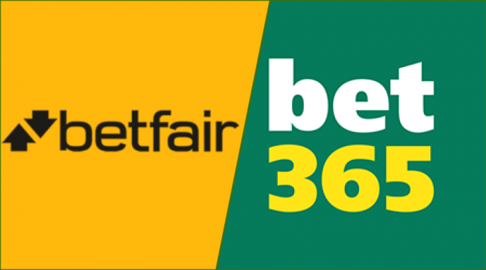 Is it legal to bet online in India on sites like Betfair and Bet365?.