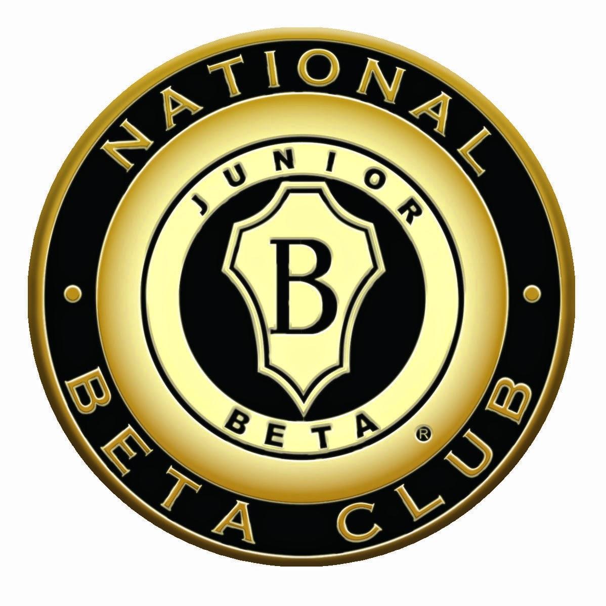 Beta club Logos.
