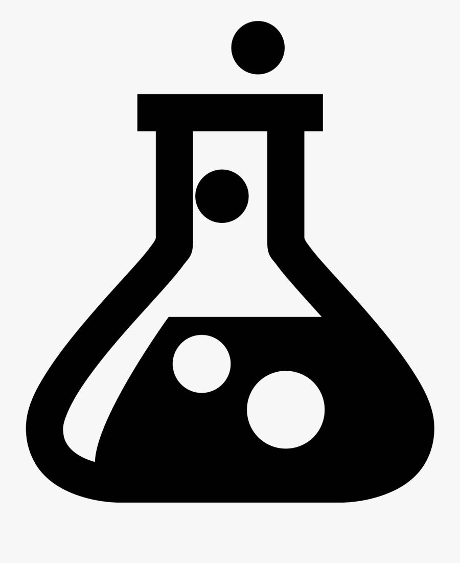 Science Beaker Png Emoji.