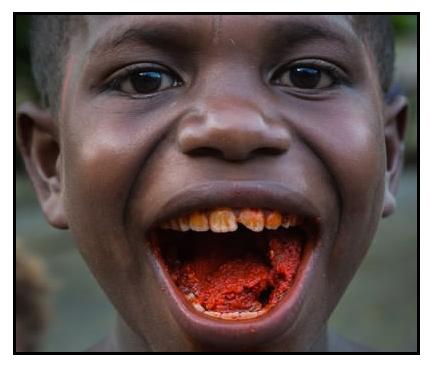 Nga Nga / Betel Nut Chewing / by Godofredo Stuart.