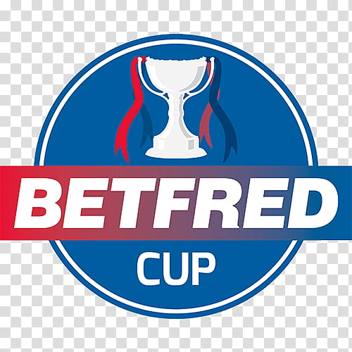 Logo Blue, Line, Betfred, Text, Signage, Area, Label.