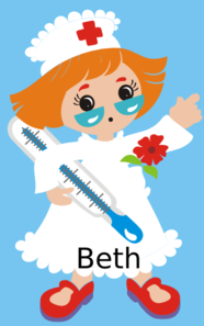 Beth Clipart.