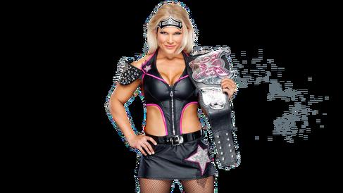 WWE Divas Championship: Beth Phoenix.