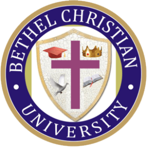 Bethel Christian University.