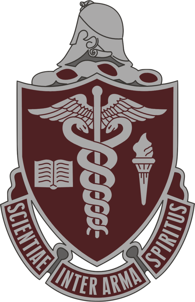 Walter Reed Army Medical Center.