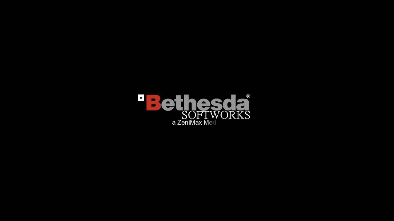 New Oblivion Style Bethesda Logos.